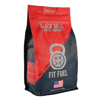 BRCC Coffee - Fit Fuel - Coffee Ground - 12 oz bag