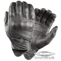 Damascus - ATX95 All-Leather Gloves w/ Knuckle Armor