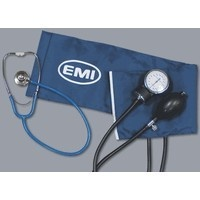 EMI - Dual Head Stethoscope Red