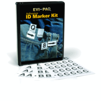 ARMOR FORENSICS - ADHESIVE ID MARKER COMBO KIT