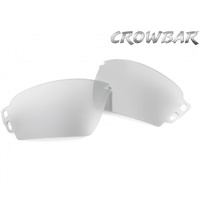 Eye Safety Systems - Replacement Lens - Crowbar - Clear