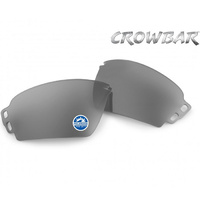 Eye Safety Systems - Replacement Lens - Crowbar - Mirrored Gray Polarized