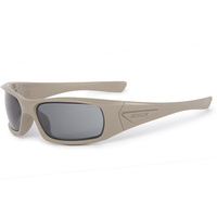 Eye Safety Systems - 5B - Terrain Tan - Smoke Gray Lens