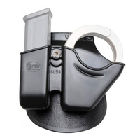 Fobus Paddle Handcuff / Magazine - Glock 10mm /.45 cal