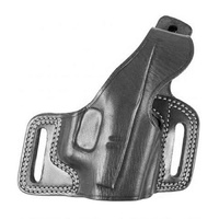 Galco International Silhouette High Ride Holster - Beretta - Brigadier - Black - Right