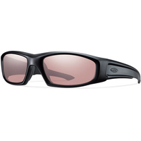 Smith Optics Hudson Tactical Sunglasses - Black Frame Ignitor Lens