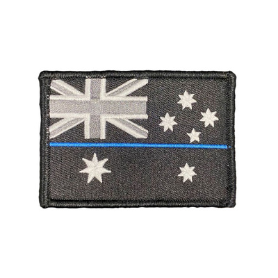 LEGEAR Australian Thin Blue Line Patch