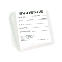 ARMOR FORENSICS - EVIDENCE ID LABELS (100)