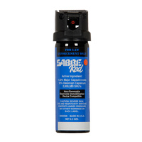 Sabre MK-3.5 OC Sprays: Foam - Red