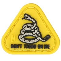 Maxpedition Don't Tread On Me Micro Morale Patch