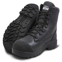 Original Swat Men's Classic 9 Inches Public Order Boot - Waterproof with Composite Toe - Black