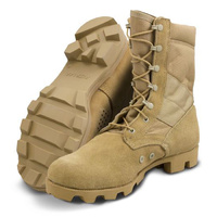 Altama Leather Jungle PX 10.5 Inches Combat Boot - Tan