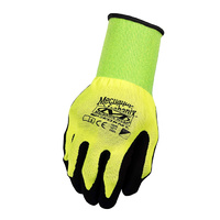 Mechanix Wear Speedknit Cut5 Hi-Viz