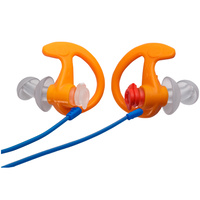 Surefire EP3 Sonic Defenders Filtered Flanged Earplugs