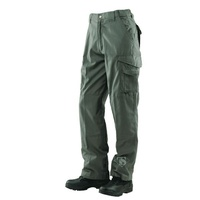 Tru-Spec Men's 24-7 Series Men's Tactical Pants - 100% Cotton Canvas - Olive Drab - 36 x 32