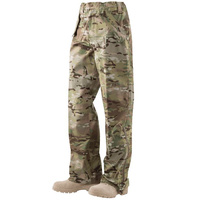 Tru-Spec H2O Proof ECWCS Pants 3-Layer Breathable Nylon - MultiCam - Small