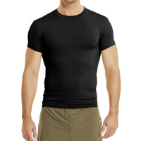 Under Armour Men's Tactical HeatGear Compression Short Sleeve Shirt