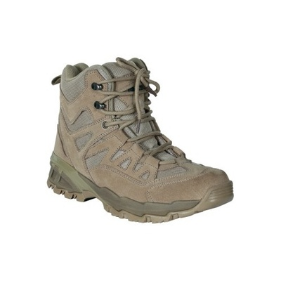 Voodoo Tactical Low Cut 6 Inches Boot - Desert Tan - 12.0 US Wide
