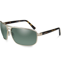 Wiley X Hayden - Polarized Green Lens - Satin Gold Frame