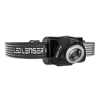 Ledlenser SEO 7R - Black / Clam Pack / Rechargeable