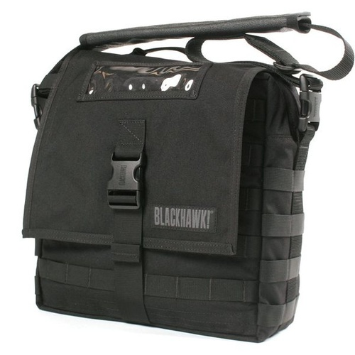 Blackhawk Enhanced Battle Bag - Black