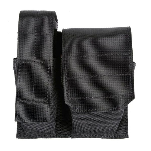 BlackHawk Cuff/Mag/Light Pouch - Molle - Black