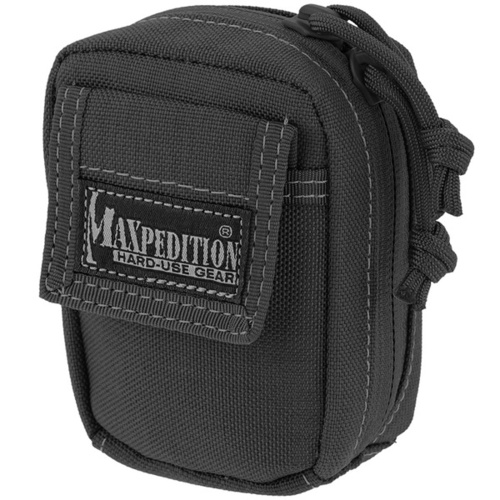 Maxpedition Barnacle Pouch - Black